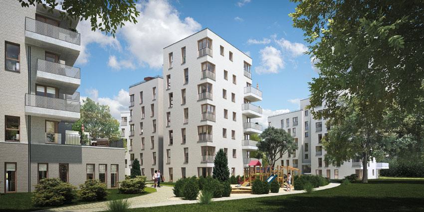 Wohnen im Park - Helma Wohnungsbau