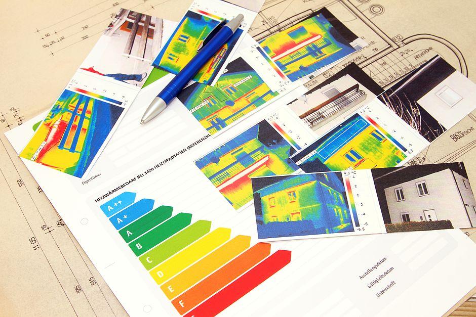 Planung individueller Passivhäuser Foto: Stauke - Fotolia