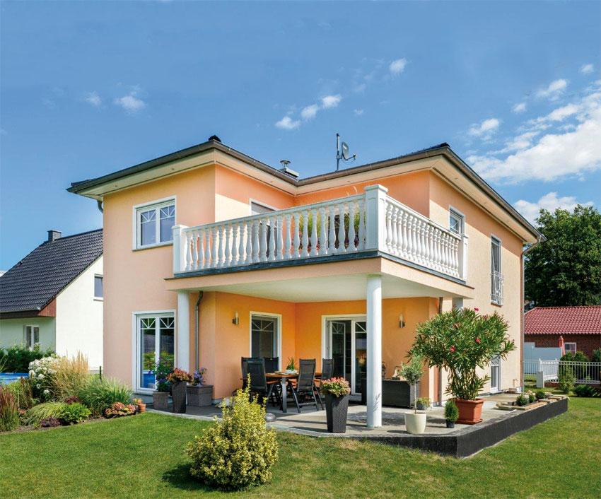 DEKO Hausbau Hausbeispiel 2