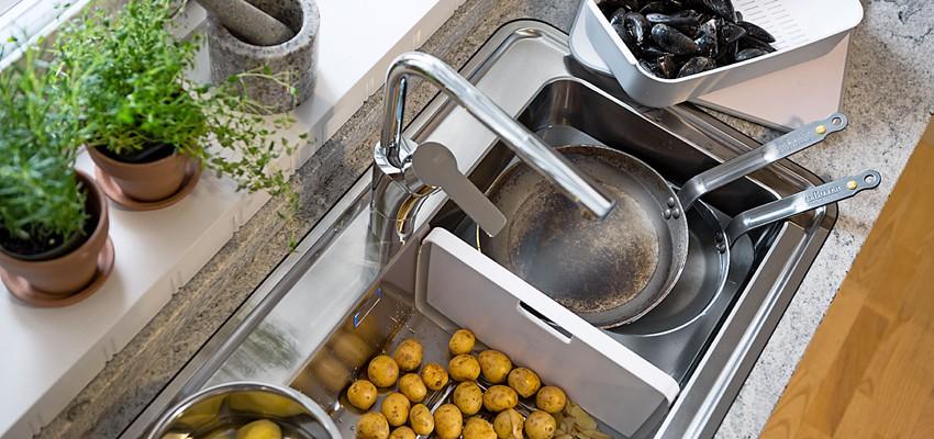 Küchenspülen – Aus eins mach zwei | www.immobilien-journal.de | {Küchenspülen 64}