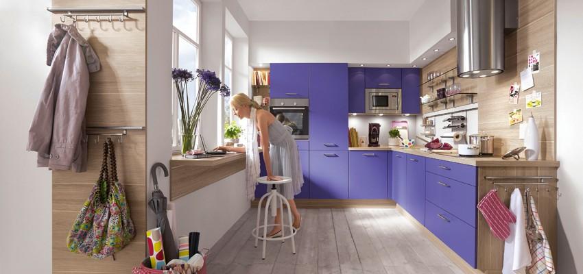 Klein aber fein. Auch kleine Küchen ermöglichen professionelles Arbeiten in Wohlfühlatmosphäre. (Foto: AMK)