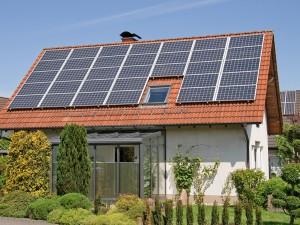 Bauen mit Solartechnik Foto: Uwe Landgraf-Fotolia