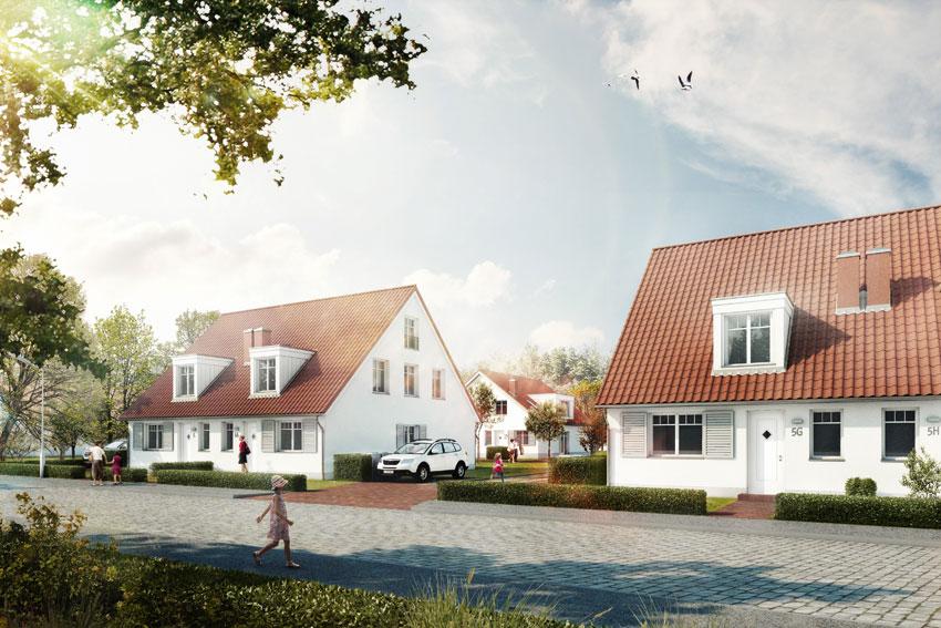 HBB Hanseatische Wohnungsbaugesellschaft - Hausbeispiel