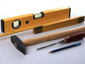 Werkzeug für den HeimwerkerBild: Rainer Sturm / pixelio.de