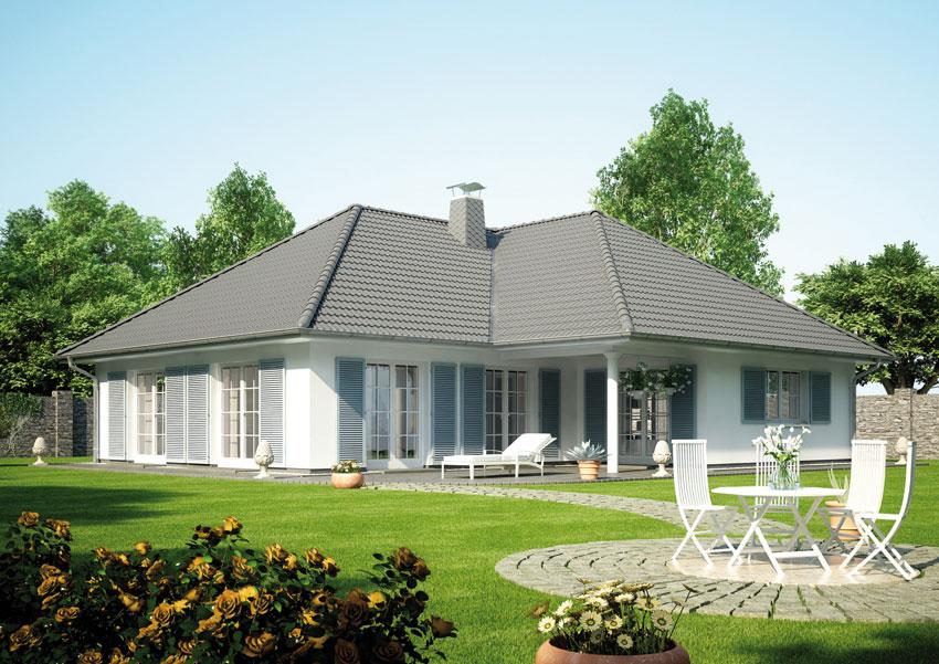 bungalows von heinz von heiden. Black Bedroom Furniture Sets. Home Design Ideas