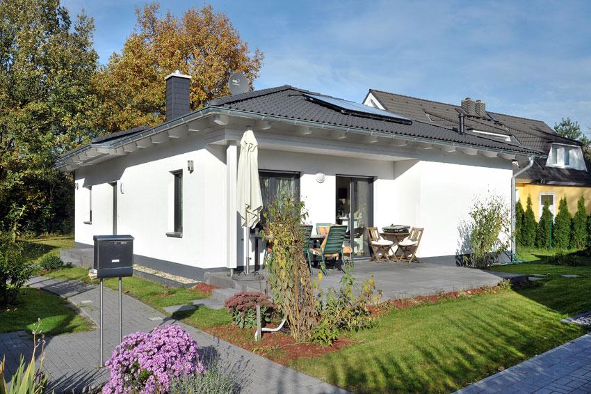 Brunzel Bau GmbH - Hausbeispiel 1