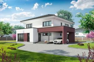 DAN-WOOD House Hausbeispiel 2