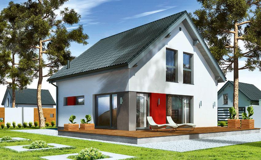 DAN-WOOD House Hausbeispiel 4