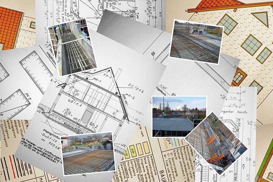 Hausbau planen U.Gernhoefer / Fotolia.de
