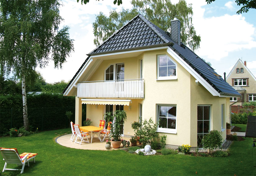 Elbe-Haus - Hausbeispiel 4