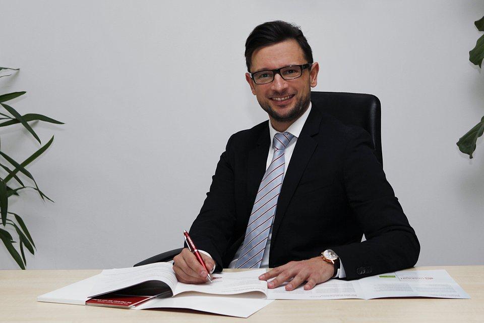 Jens Schwalowski, Berater der Generali Versicherungen