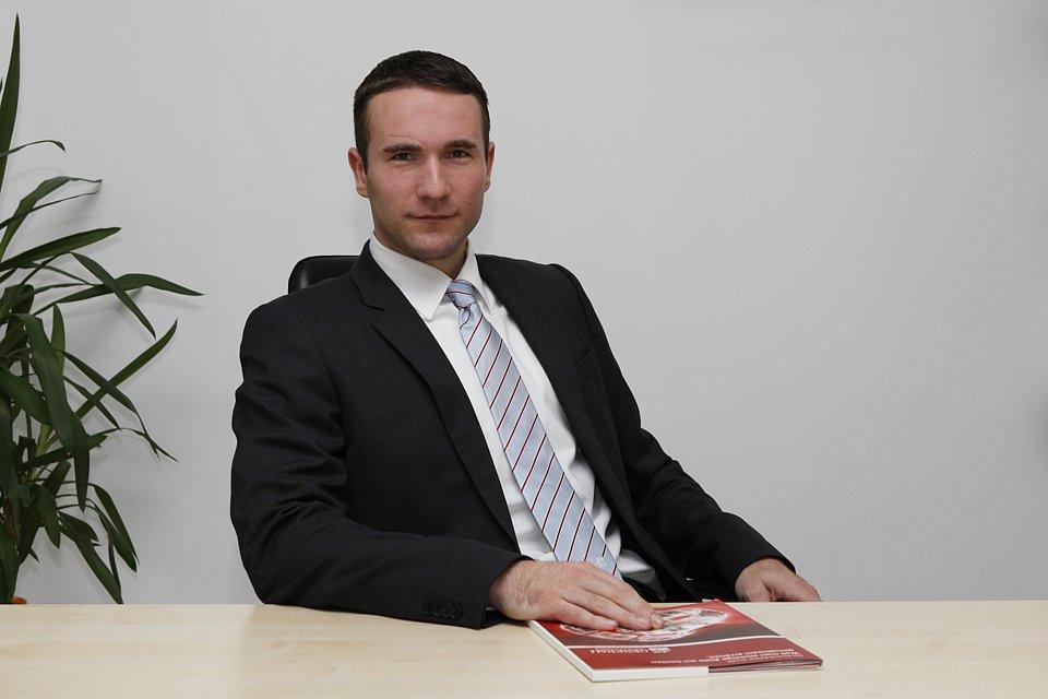 Mike Ihden, Berater der Generali Versicherungen