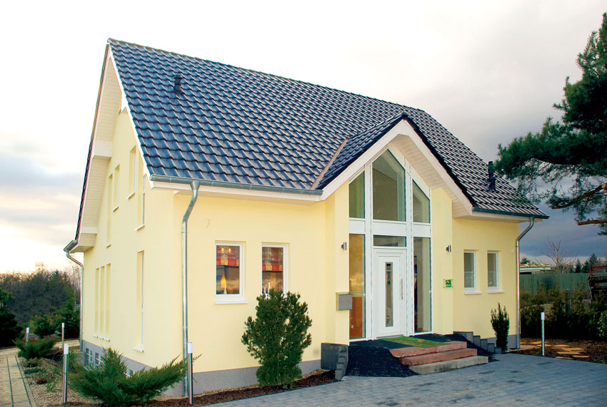 Helma Eigenheimbau AG - Hausbeispiel 2