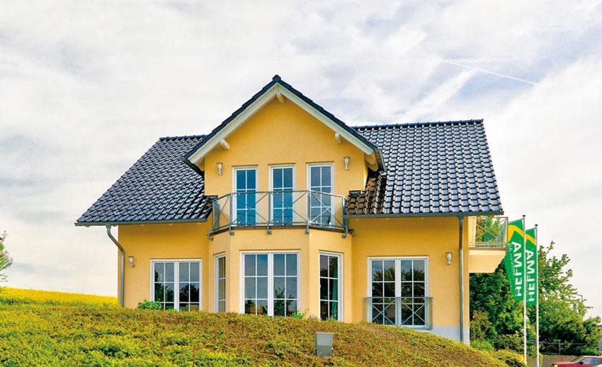 Helma Eigenheimbau AG - Hausbeispiel 4