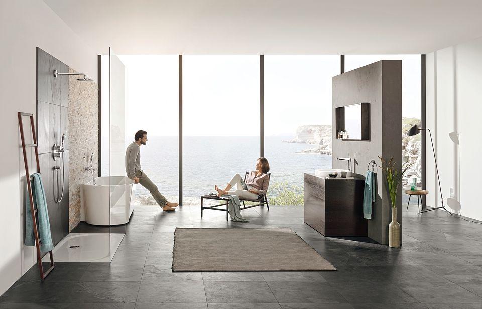 Schicke styles f r m nner badezimmer for Interieur gegenteil