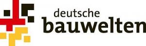 Deutsche Bauwelten - Logo