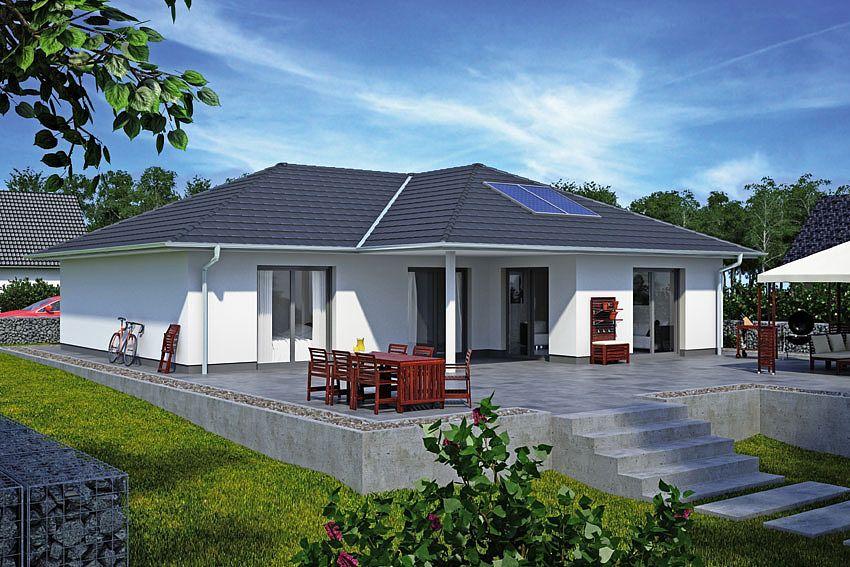 Häuser mit Charakter - Bungalow ab 141.880 €*, Wfl. ca. 115,02 m2 | 1 Geschoss | 3,5 Zimmer