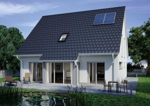 Häuser mit Charakter - Erkerhaus ab 173.756 €*, Wfl. ca. 142,52 m2  |  1,5 Geschosse  |  5 Zimmer