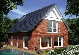 Häuser mit Charakter - Landhaus ab 197.145 €*, Wfl. ca. 146,27 m2  |  1,5 Geschosse  |  5 Zimmer