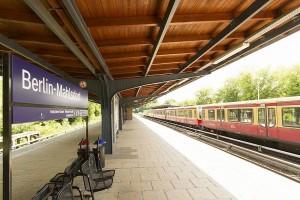 S-Bahnhof - BVBI Mein Mahlsdorf