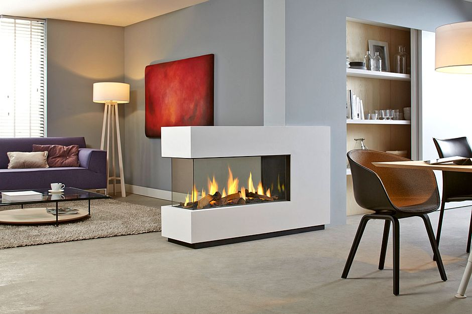 Gasfeuerstätten sind in fast allen Design-Varianten erhältlich. Foto: djd/www.kachelofenwelt.de