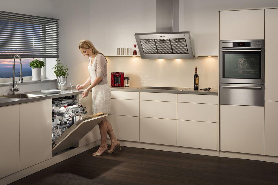AEG: Küche Geschirrspueler / HAUSGERAETE+ / AEG