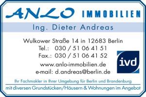 Anlo Immobilien - Makler Berlin Brandenburg
