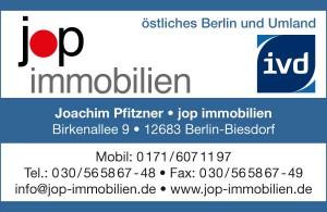 jop-immobilien - Makler Berlin Brandenburg
