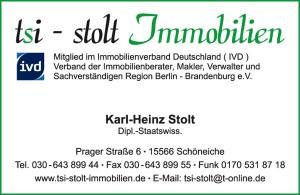 tsi - stolt Immobilien - Makler Berlin / Brandenburg