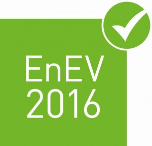 EnEV 2016 startklar.