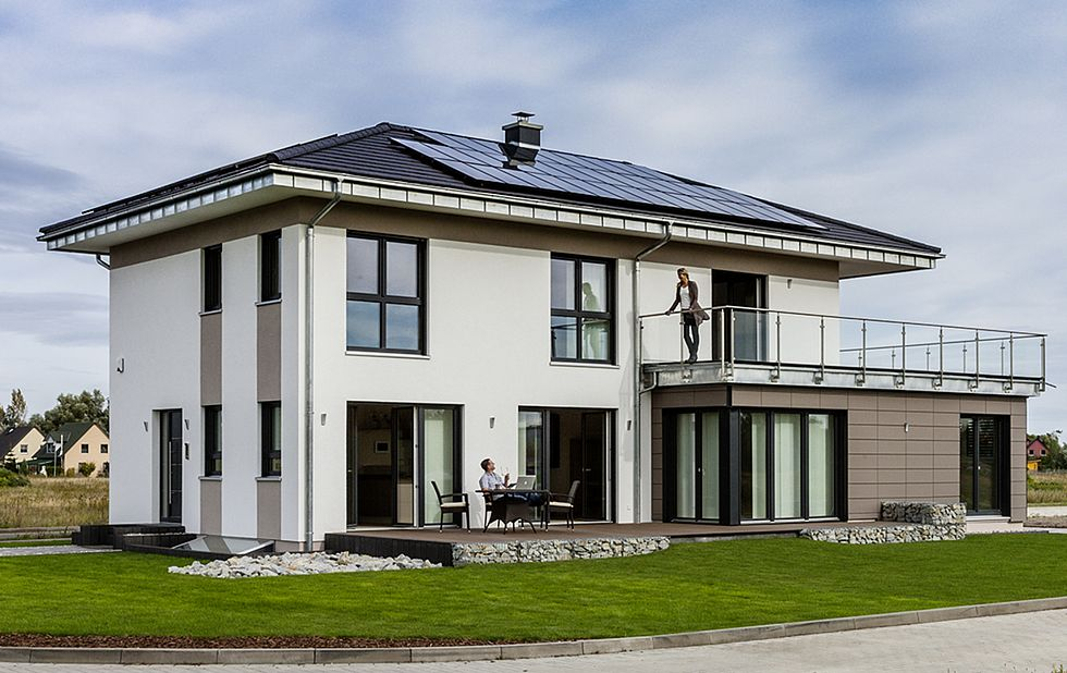 Kampa Musterhaus Werder