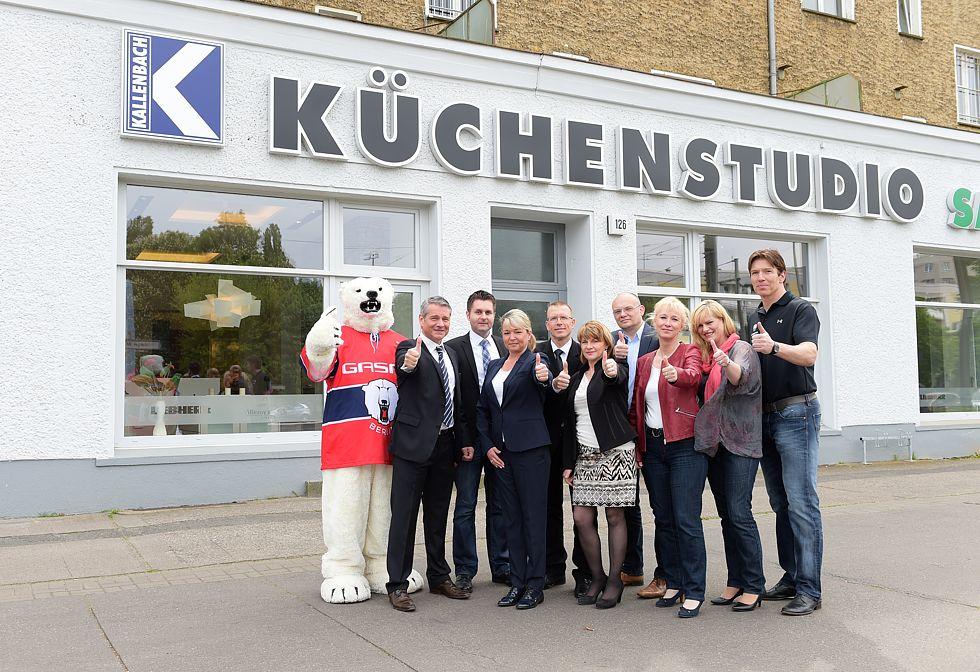 Der erfahrene Team vom Küchenstuido Kallenbach berät Sie gerne. City-Press GmbH