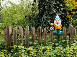 Krieg der Gartenzwerge Foto: Wolfgang Dirscherl / pixelio.de