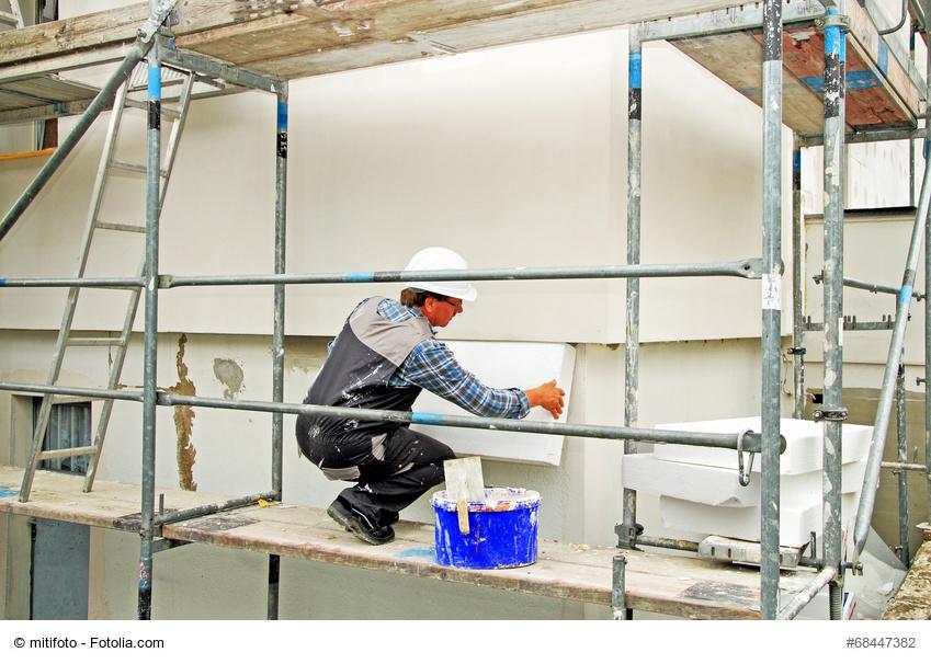 Eine Dämmung aus Polystyrol ist nicht unumstritten. Bald schon könnte eine Entsorgung des Dämmstoffs für den Immobilieneigentümer teuer werden. mitifoto / Fotolia.com