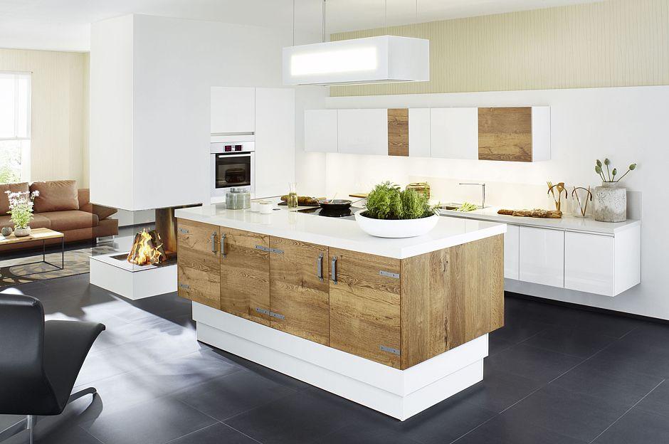 farbgestaltung in der k che drei farben sind genug www. Black Bedroom Furniture Sets. Home Design Ideas