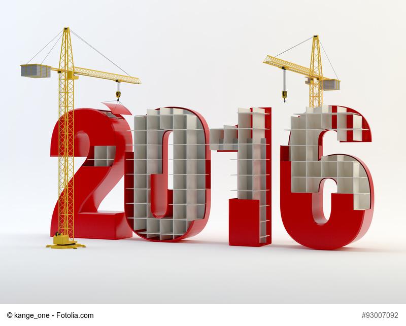 2016 Änderungen für Hausbau und Immobilien