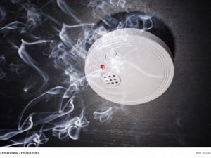 Rauchmelder können Leben retten. Daher ist wichtig, dass sie zuverlässig funktionieren. Eisenhans / Fotolia.com