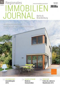 Regionales Immobilien Journal Berlin-Brandenburg Januar 2016