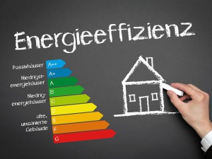 Energieeffizienz durch EnEV2016 Foto: Photo-K / Fotolia.com
