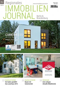 Regionales Immobilien Journal Berlin-Brandenburg Februar 2016