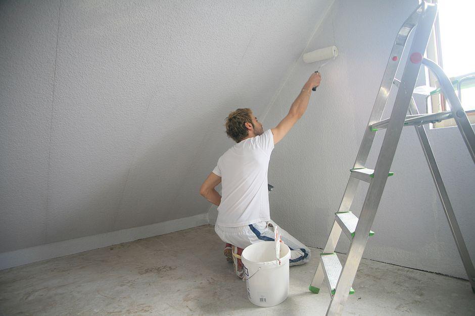 Renovierung bei Auszug Foto: RainerSturm / pixelio.de