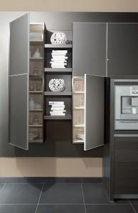 Frischer Wind für die ganze Familie: Eine moderne Küche schafft gute Laune und bringt die Benutzer in Schwung. (Foto: AMK)