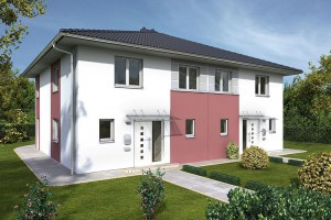Häuser mit Charakter in Berlin-Kaulsdorf Doppelhaus