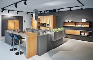 Die Wohngesundheit ist in einer qualitätsgeprüften Küche garantiert. Foto: DGM/Poggenpohl