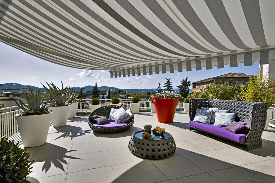 Die Terrasse Www Immobilien Journal De