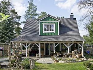 Villa Lönneberga von Max-Haus Foto: Ines Weitermann/ Presse & Marketing