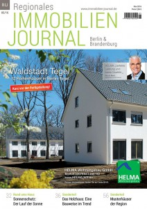 Regionales Immobilien Journal Berlin-Brandenburg Mai 2016