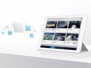 Die Applikationen bieten neben Remote Control viele weitere interessante Tipps und Informationen, u.a. zu den vernetzten Einbaugeräten selbst, ihren Funktionen und Garantieleistungen. Auch bei Bedienungsfehlern oder eventuellen technischen Störungen schaffen digitale Services schnelle Abhilfe. (Foto: AMK)