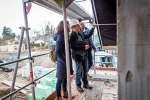 Kontrolle durch den Bauherren-Schutzbund