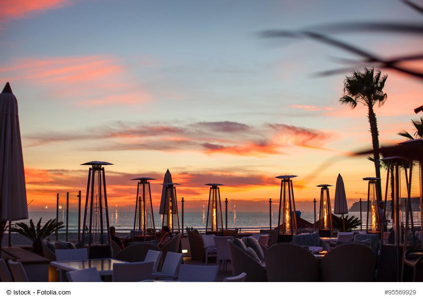Wohlfühlatmosphäre auf der Terrasse Foto: lstock - Fotolia.com
